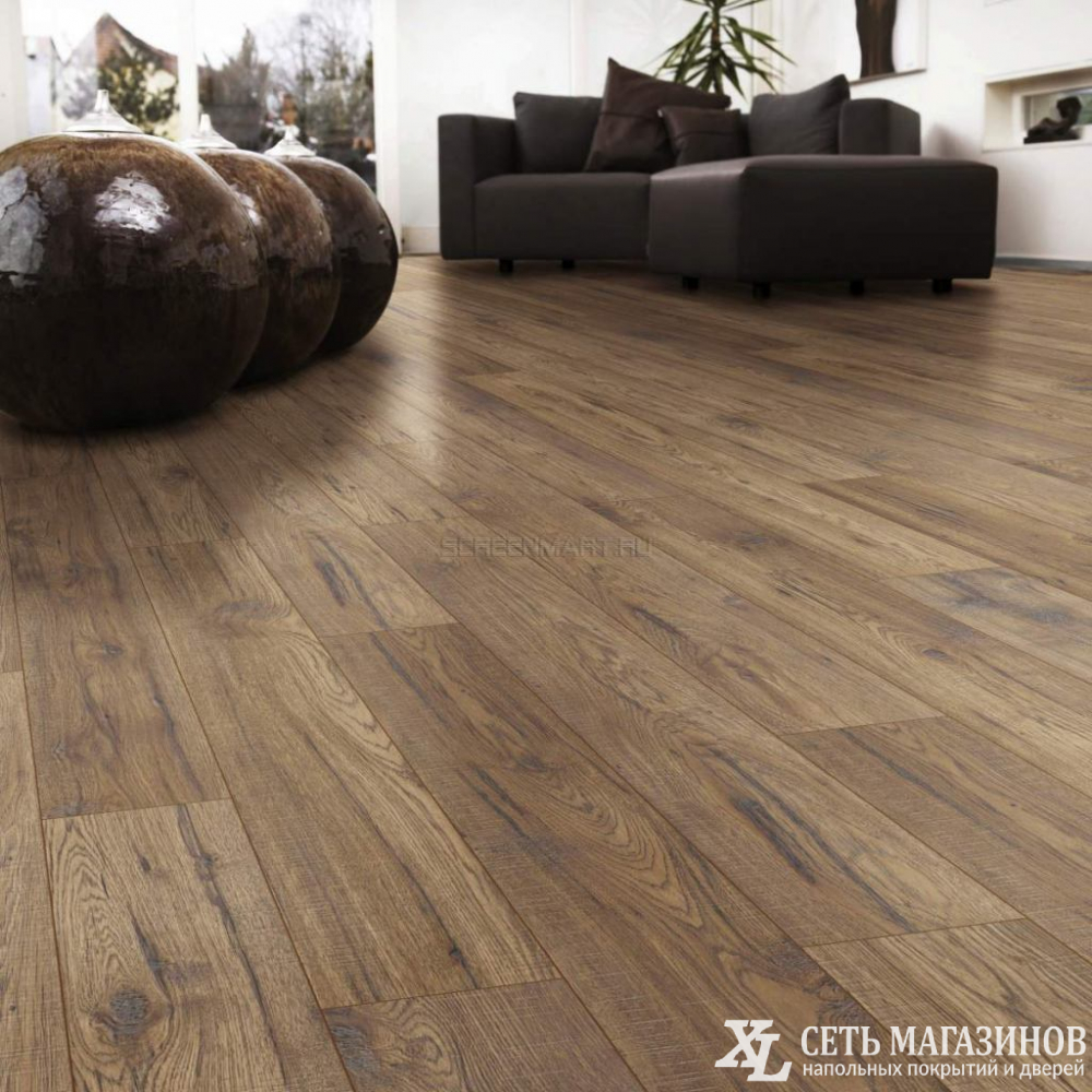 Ламинат Хикори Джорджия 34074 SQ Kaindl Natural Touch 1032 Узкая 32 класс