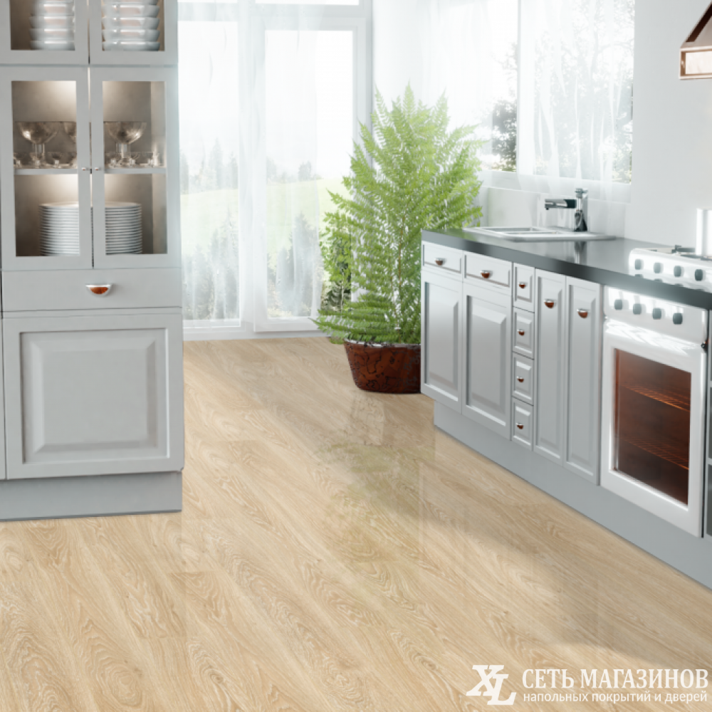 Ламинат Oak Auxerre Falquon Blue Line Wood 32 класс